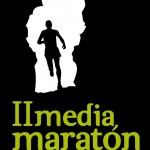 Cartel II Media Maratón Ribadeo - As Catedrais